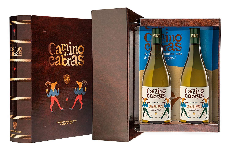CAMINO DE CABRASPACK 2 botellasVino blancoGodello Valdeorras